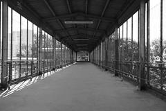 One of the entrances to Marzahn S-Bahn Station (jussitoivanen) Tags: city urban berlin canon transport bahnhof sbahn marzahn