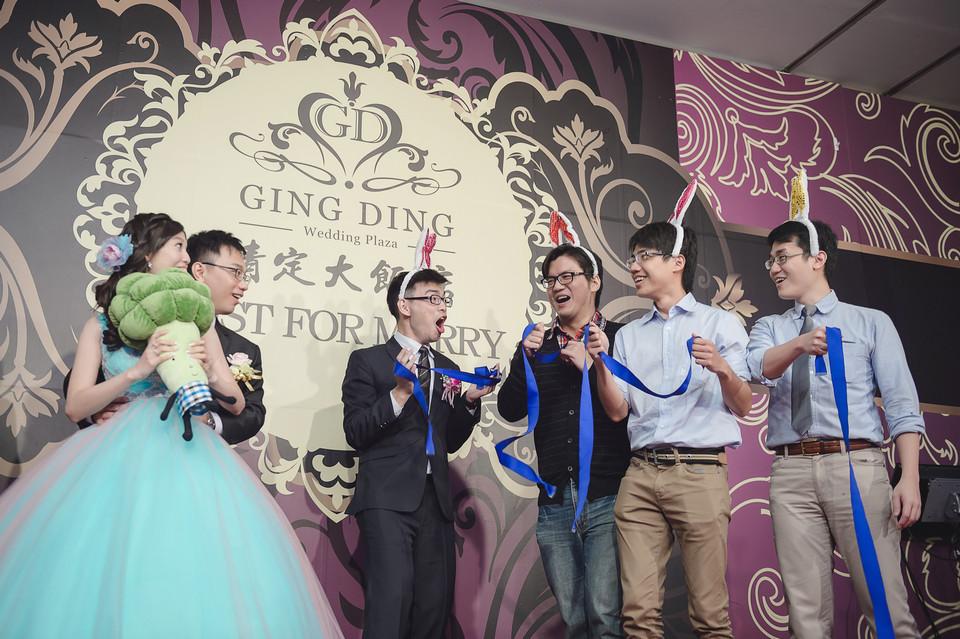 婚禮攝影-台南情定婚宴城堡永康館-65
