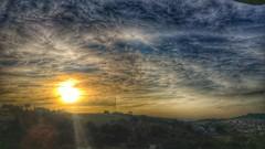 meu farol (Rodrigo Alceu Dispor) Tags: city sky cloud sun meu farol fx