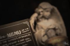 Heavenly menu (dejongbram) Tags: text angel devine letters menu belgium one chart nikon