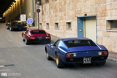 Lamborghini Miura (Raphal Belly Photography) Tags: blue red black paris france cars car canon de french rouge photography eos hotel automobile riviera photographie south voiture casino montecarlo monaco bleu mc belly 7d carlo monte raphael rosso lamborghini luxury nero rb supercar sv spotting nera bleue supercars noire raphal miura rossa principality principaut 5090 svj 98000