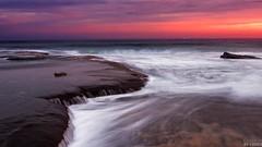 Racecourse Beach, Ulladulla NSW Australia (P3300949) (colourbycodes) Tags: ocean sky nature water waves seascapes australia nsw beaches shoalhaven