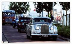 Rolls Royce Silver Cloud / 1960 (Ruud Onos) Tags: rolls royce silver cloud 1960 rollsroycesilvercloud1960 rollsroycesilvercloud ah2300 nationale oldtimerdag lelystad nationaleoldtimerdaglelystad ruudonos oldtimerdaglelystad havhistorischeautomobielverenigingnederland