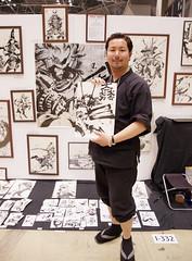 Japanese Artist (Design Festa) Tags: art japan illustration japanese tokyo artwork artist drawing japaneseart tokyobigsight artfestival japaneseartist japanartfestival japaneseartfestival