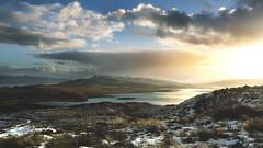 An Str - Isle of Sky. Scotland (Tha Ekim) Tags: world travel sky mountain lake skyline canon river landscape scotland highlands edinburgh blogger tamron iphone 5s saorsaward