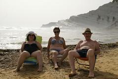 Jo_Lucio_Maria_Scala_dei_Turchi_5070 (Manohar_Auroville) Tags: girls sea italy white beach beauty seaside rocks perspectives special scala sicily luigi dei agrigento fedele turchi scaladeiturchi manohar