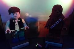 Y2016_06_12_SAM_2247 (IBBoard) Tags: starwars lego windsor chewbacca legoland hansolo miniland