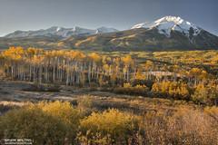 Beckwith Fall Colors, Colorado (Bryan Maltais) Tags: colorado landscapes rockymountains crestedbutte fall autumn colors