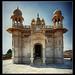 Jodhpur IND - Jaswant Thada 07