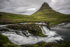_MG_2602 (Birgitte Winther-Hinge) Tags: canon6d canon1740 iceland island iceland2016 island2016 outdoor landscape longexposure waterfall mountain water river serene