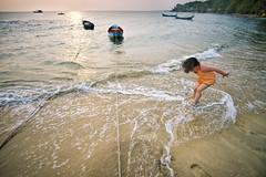 Backflip (galushchak) Tags: galushchak vietnam phuquoc travel tropics genre backflip hightide sunset lifeisabeach nature landscape beach