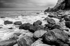 Stones (ozeias) Tags: ocean california longexposure trip travel winter sunset sea vacation bw usa sun sunlight lake seascape tourism nature beautiful beauty canon landscape freedom pier quiet natural hiking santamonica wildlife free naturallight sunny adventure northamerica exploration travelphotography traveltheworld wish500px