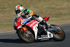 Australasian FX Superbikes (Explore 10/7/16) (Alan McIntosh Photography) Tags: colour sport race speed honda action motorcycle motorsport superbike willowbank