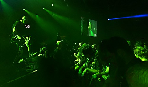 Meshuggah @ 50th Montreux Jazz Festival