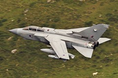 Rossi (Dafydd RJ Phillips) Tags: low level mach loop panavia royal air force raf marham tornado gr4