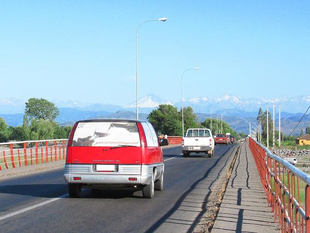 gm minivan regiondelmaule rauco pontiactranssport rioteno oldsmobilesilhouette chevroletluminaapv puenterauco