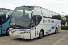 Autocares Comas IB-7916-CV, MAN 18.420 in Inca (majorcatransport) Tags: man inca ayats majorcabus autocarescomas