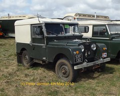 SXF 130 (PeterJarman2001) Tags: hardtop 1 rover civil land series 130 86 defence sxf cavalcade rushden