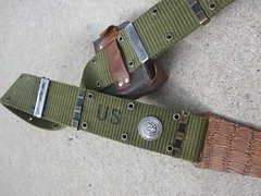 IMG_6525 (MITCH WADDELL) Tags: army guitar strap build