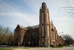 St. Martin De Porres Catholic Church (Cragin Spring) Tags: city urban chicago church austin illinois midwest worship catholic chitown il catholicchurch christianity chicagoillinois chicagoil windycity stmartindeporres