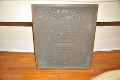Lincoln High School, Sumter County (Equalization Schools) Tags: school high africanamerican sumtercounty