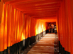 (worldbreeze) Tags: japan kyoto shrine inari    taisha fushimi