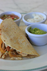 FISH TACOS (i+d) Tags: chile playa chef puertoplata dorada playadorada smallluxuryhotels casacolonialbeachspa