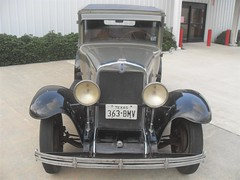 29ChevyModelAC_0k_front (Monaco Luxury) Tags: original barn 5 pass international chevy drives runs ac coupe find completely 1929