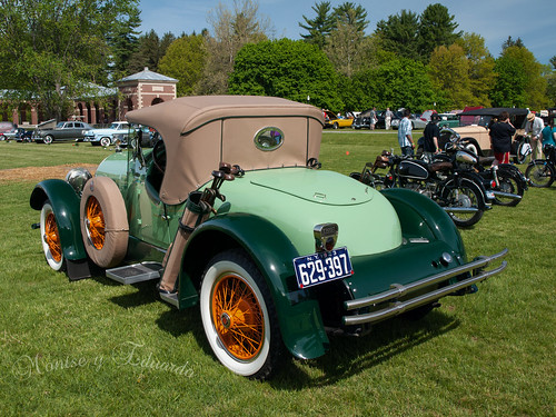 Kissel Model 55 Speedster 1923