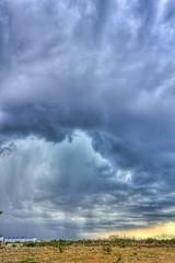 Beyond (eit1mx) Tags: storm color rain méxico mexico lluvia yucatan yucatán merida hdr mérida