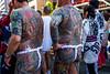 Tokyo - Sanja Matsuri festival (Ludo Kanta) Tags: festival japan tattoo japanese tokyo asakusa yakuza matsuri sanja