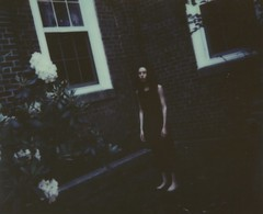 Where Am I (Anna Marcell) Tags: selfportrait colour art film beauty polaroid photography instant spectra pz680 annamarcell