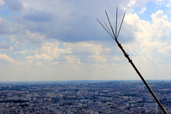 birdclaw (erikalollipop) Tags: paris france amazing panoramic cityview birdclaw