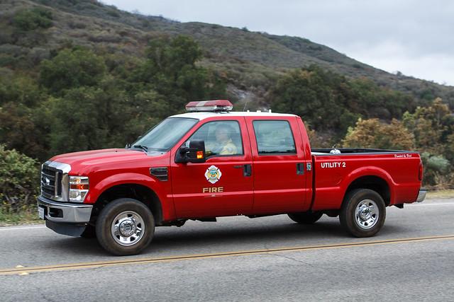 california ca ford truck fire authority pickup orangecounty f250 superduty ocfa springsfire utility2