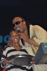 Stevie Wonder and his son NSJ Curacao 2011 (astrid_c) Tags: juan sting guerra curacao luis steviewonder dionnewarwick 2011 nsj