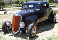 1933 Ford Coupe (coconv) Tags: pictures auto street door old 2 classic cars ford car sedan vintage photo automobile image photos 33 antique picture images vehicles photographs photograph vehicle rod autos collectible collectors coupe automobiles 1933
