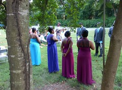 "wedding party line up • <a style=""font-size:0.8em;"" href=""http://www.flickr.com/photos/66830585@N07/9093416461/"" target=""_blank"">View on Flickr</a>"