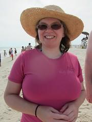 Sue (Joe Shlabotnik) Tags: sue jonesbeach june2012 beach 2012 justsue faved