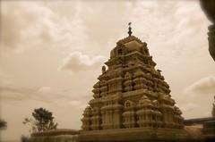 DSC_0017 (Jai Santhosh) Tags: india stone architecture temple ancient statues andhra carvings pradesh lepakshi