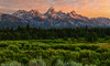 First Light at Blacktail Ponds Overlook (Jeff Clow) Tags: morning travel nature landscape grandtetonnationalpark jacksonholewyoming blacktailpondsoverlook ©jeffrclow dcpt dirtcheapphototours