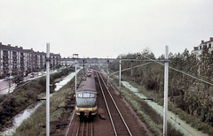Once upon a time - The Netherlands - Rijswijk ZH (railasia) Tags: plant holland ns infra sixties rijswijk zuidholland