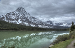 Jasper National Park AB 10 (Largeguy1) Tags: park mountains water clouds canon landscape jasper mark iii ab national 5d approved