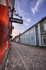 Late Hours In Porvoo