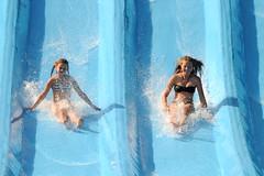 Etnaland (Sicilië, Italië) (marcoderksen) Tags: italy swimming vakantie holidays italia lola zomer sicily nina sicilia italië etnaland zomervakantie zwemmen sicilië 2013