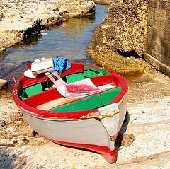 Stilness. (girodiboa1) Tags: sea italy sun port boats boat barca italia mare wind porto sole otranto salento lecce salentu vento sule ientu girodiboa1