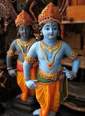 Sree Krishna (Krish | ) Tags: india nikon faith religion kerala idol devotion hindu krish d60 lordkrishna sreekrishna sreekrishnajayanthi
