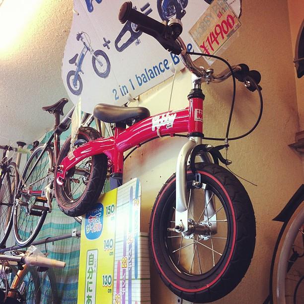 ホビーバイク全色入荷してますよ!!#ホビーバイク #eirin