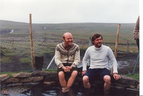 Hilmar og Þórir