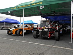 "Club Caterham France (DimitriAlbert ph"" Auto"" Graphy) Tags: red orange white black france green yellow club jaune rouge nikon noir 7 super vert seven da coolpix circuit blanc supercar caterham albi hypercar worldcars phautography circuitdalbi s3300 clubcaterhamfrance"