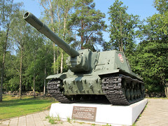"ISU-152 (2) • <a style=""font-size:0.8em;"" href=""http://www.flickr.com/photos/81723459@N04/9705223119/"" target=""_blank"">View on Flickr</a>"